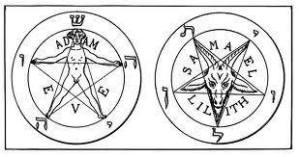 A União de Samael e Lilith e os Portais  de Leviatã (por Helio Kerykeion)