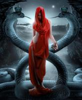 mulher serpente