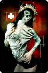 zombie burlesque pin up angel roy 7
